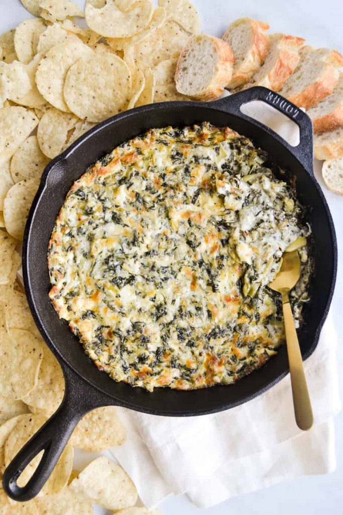 spinach dip1