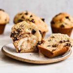 Fluffy Chocolate Chip Muffins