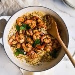 Spicy Cajun Shrimp with Rice Pilaf