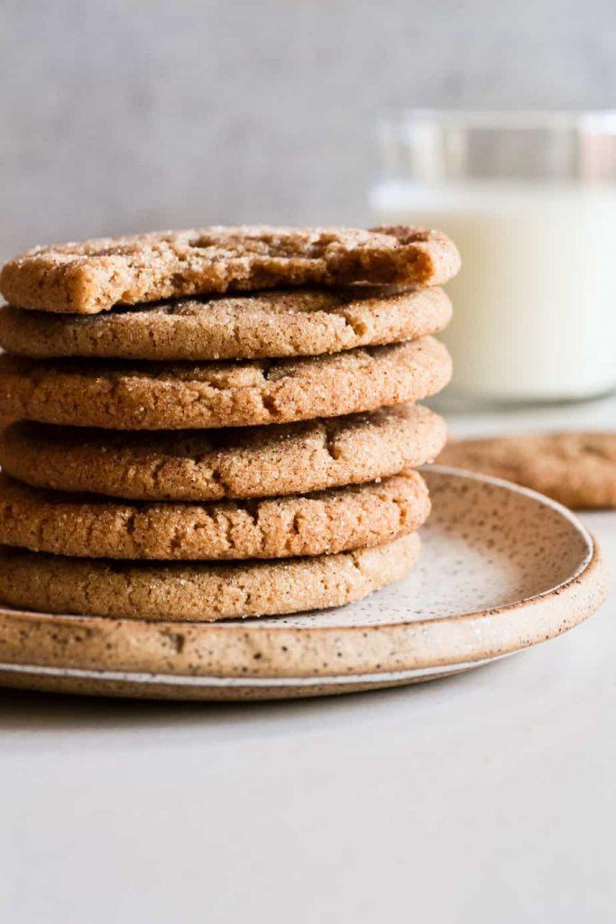 Brown Sugar Cinnamon Cookies