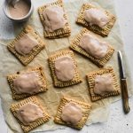 Triple Cinnamon Homemade Pop Tarts