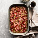 Strawberry Baked Oatmeal Thumbnail